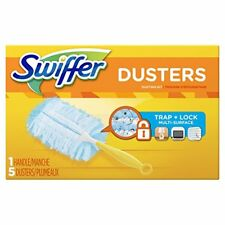 Swiffer Dusters Starter Kit - 1 Handle/5 Disposable Cloths