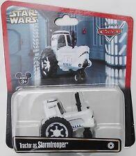 ++ Disney Pixar Cars - Star Wars - Tractor as Stormtrooper