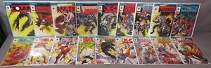 UNITY: TIME IS NOT ABSOLUTE Chapters #0 1-18 (Full Run) Valiant Comics 1992