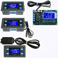 High Precision LCD Display Thermostat Digital Temperature Controller Module