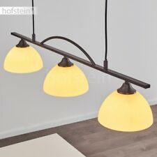 Lampe suspension Style Campagne Plafonnier Lampe pendante Lustre de salon 173878