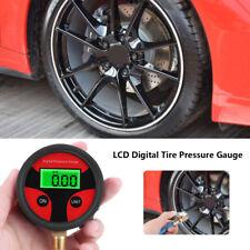 Auto 0-200PSI Manometro Medidor Presión Aire Neumático LCD Digital Coche Calibre