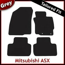 MITSUBISHI ASX 2010 2011 2012 Tailored Fitted Carpet Car Mats GREY