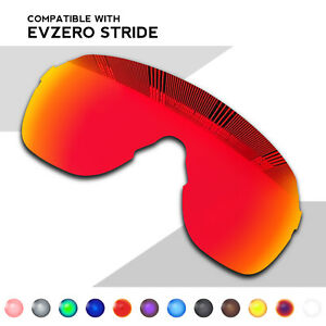 Wholesale POLARIZED Replacement Lens for-Oakley EVZero Stride OO9386 Sunglasses