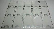 (15) Konami Yu-Gi-Oh! Zexal Official Card Game Duelist Clear Sleeve Protector