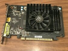 XFX NVIDIA GEFORCE GT430 1GB PCI-E VIDEO GRAPHICS CARD / TESTED, WORKS