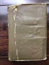 Soldiers and Sailors Manual Prayer Book New Testament World War II 1939-1942
