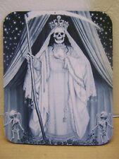 Santa Muerte Holy Death Santisima Muerte Mexican Folk Saint Mousepad