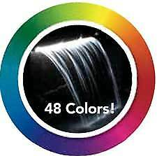 Atlantic Lighted Colorfalls- 6 Inch Color Changing
