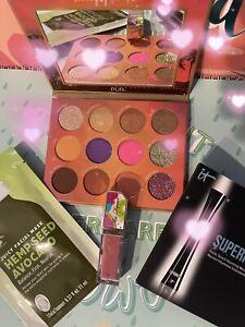 IT COSMETICS ,TOO FACED, PUR, Makeup + Skincare Bundle