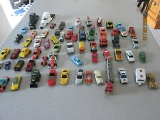 66 Hot Wheels, Matchbox and other Die Cast Cars Trucks Vehicles 1:64