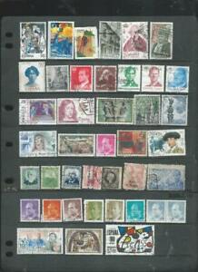 Spain lot 2 nice selection used  good range (420] REDUCED