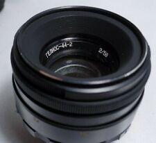 Helios 44-2 F 2/58 mm Russian lens for M42 mount SLR Zenit Praktica camera 2039
