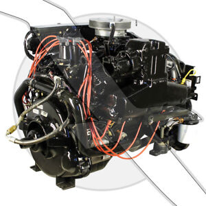 5.0L 305ci Mercruiser EFI TBI Bravo Marine Motor Engine Only 220hp 5.0 305