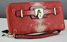 GUESS Leather Clutch Wallets for Women