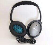 Bose QuietComfort 25 Headband Headphones 715053-0010 - Black Noise Cancelling