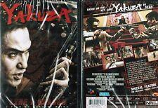 Yakuza Like A Dragon Nw DVD From Tokyo Shock Asian Cinema Horror Takashi Miike