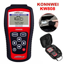 KONNWEI KW808 OBD2 EOBD MIL Reset Live Data Check Engine Diagnostic Scanner Tool