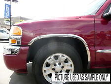 Fits The Dodge Ram 1500 1994-2001 Stainless Steel Fender Trim 4 pc. (NON DUALLY)