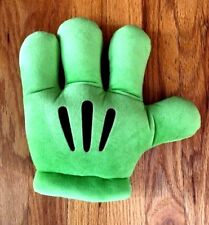 Disney Parks Mickey Mouse Glove Plush Hand Mitt