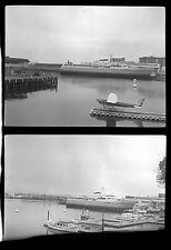 2x Ferry MV COHO VICTORIA BC British Columbia Port Angeles WA Photo Negative 6