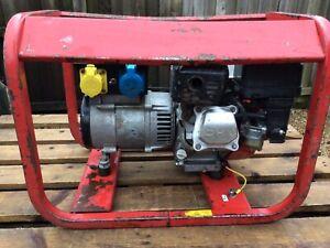 Honda 110v 240v Generator Serviced