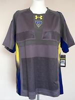 CLERMONT AUVERGNE S/S AWAY JERSEY BY UNDER ARMOUR SIZE ADULTS XL BRAND NEW