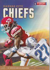 Los Leones De Detroit V Kansas City Chiefs Nfl Estadio de Wembley 2015