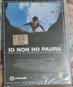Dvd Raro IO NON HO PAURA..Nuovo