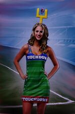 Womens Sexy Halloween Costume Football Field Hot Player Touchdown Med 3 5 7 NEW