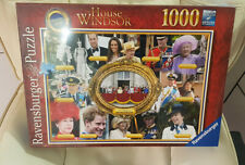 "Ravensburger  1000 piece ""House of Winsor"" New"