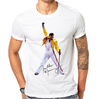 Queen Freddie Mercury Tribute T Shirt