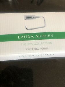 Laura Ashley Spa Collection Toilet Roll Holder