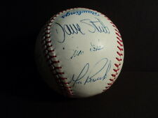 AUTOGRAPHED BASEBALL - 12 - Starting Pitchers from the 1980s/90s - AL & NL Stars