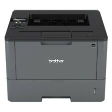 Brother HL-L5200DW Laser Desktop Printer Monochrome - Wireless