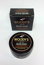 WOODY´S Beard Balm Style, Glanz und Pflege für den Bart 56,7 g Style Wax