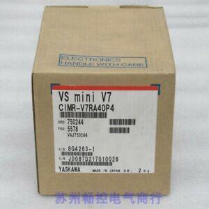 YASKAWA CIMR-V7RA40P4 CIMRV7RA40P4 New In Box 1PCS Free Expedited Ship