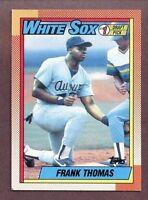 1990 Topps Frank Thomas #414 Baseball Card