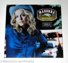 "SEALED & MINT - MADONNA - MUSIC - 12"" VINYL LP - RECORD ALBUM"