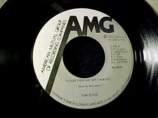 EGOS Your Friend,My Friend/Love Happiness RARE 70s SWEET MODERN SOUL 45 AMG Hear