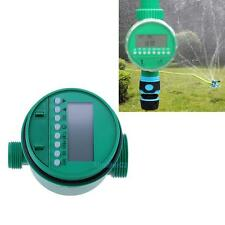 LCD DIY Micro Drip Irrigation Auto Timer Self Plant Watering Garden Hose System