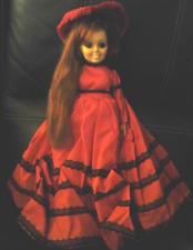 Beautiful 1969 Ideal Crissy Doll