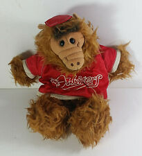 Alf Hand Puppet 11in Plush Orbiters Jersey 1988 Burger King Alien Productions