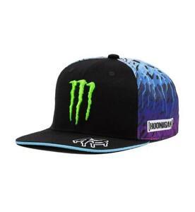 Official Hoonigan Ken Block HRD21 Snapback Cap Hat - Free UK Shipping