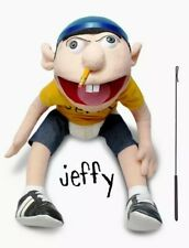 Brand New Genuine SML Jeffy Puppet with Metal Puppet Rod!! UK Seller! In stock!!