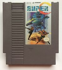 Nintendo NES Super C Super Contra Video Game Cartridge