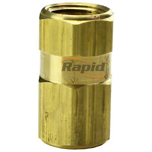 One Way Oil Check Valve For Accumulators & Oil Coolers - Moroso 23875