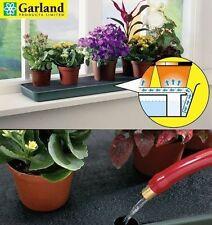 LARGE 3.4 LITRE CAPACITY SELF WATERING WINDOWSILL POT PLANT TRAY KIT