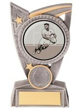 Rugby Trophies Triumph Rugby Player Trophy 2 sizes FREE Engraving