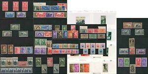 ITALY MINT 110 Stamps 1920-50 INCLUDING SETS Collection Accumulation cv£300+